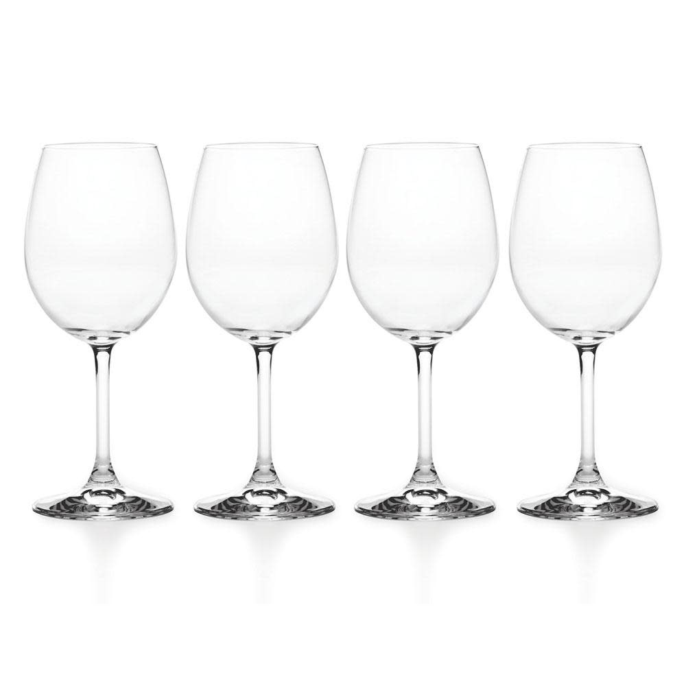 Napoli Stem Wine Glasses Set of 4