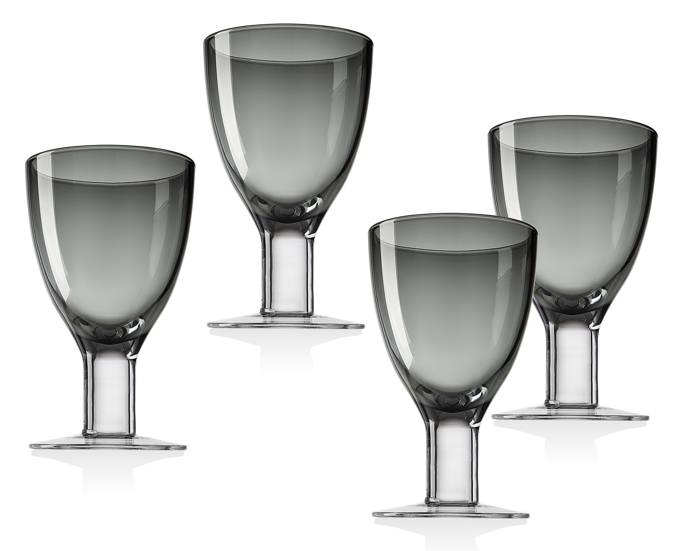 Galley Smoke Goblets S/4
