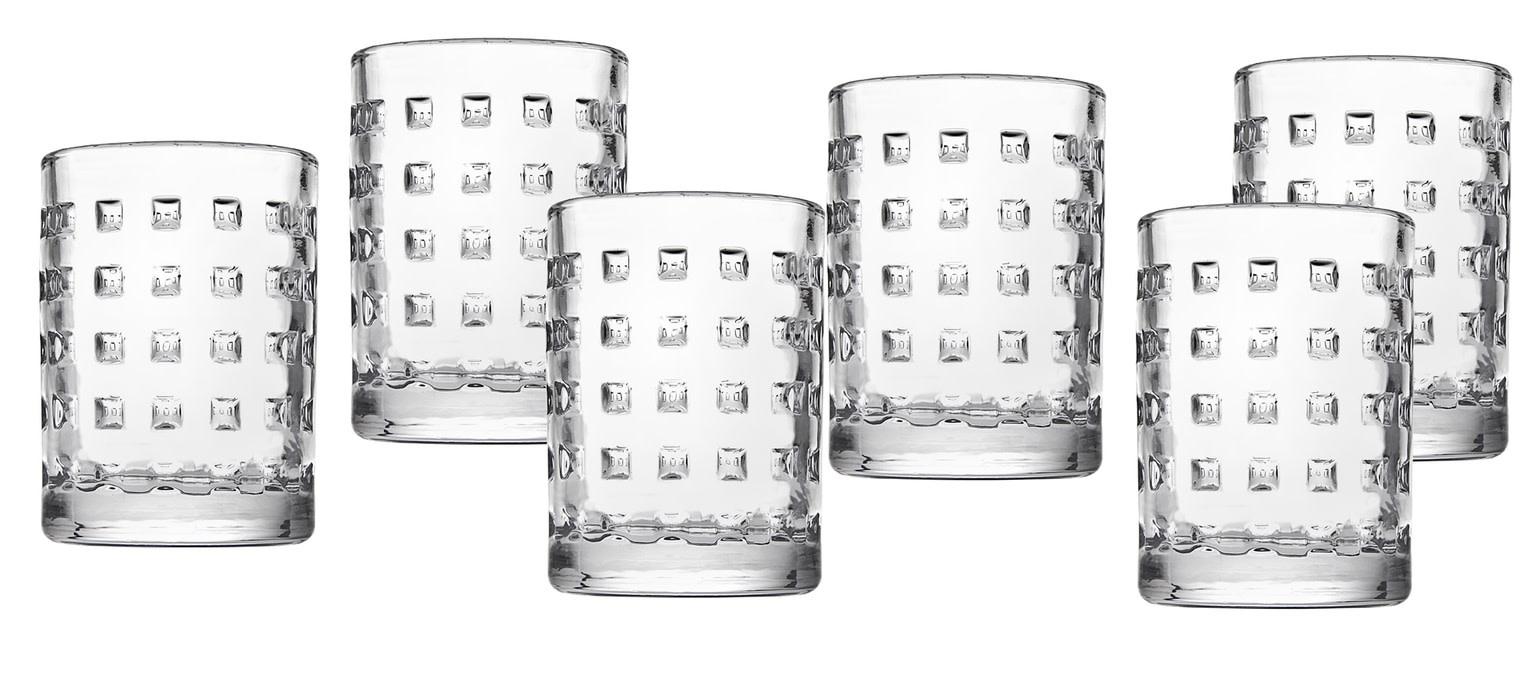 West Street Shot Glasses