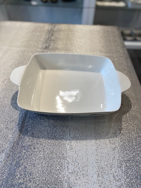 """15.75"""" Rectangle marble Oven to Table Dish"""