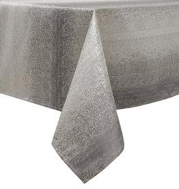 TC1202- 70 x 120 Jacquard Silver Tablecloth