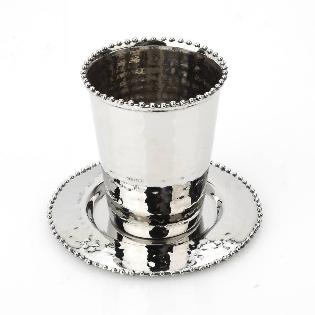 Beaded goblet Cup