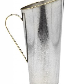 Godinger Silver Art Co Golden Frost Pitcher
