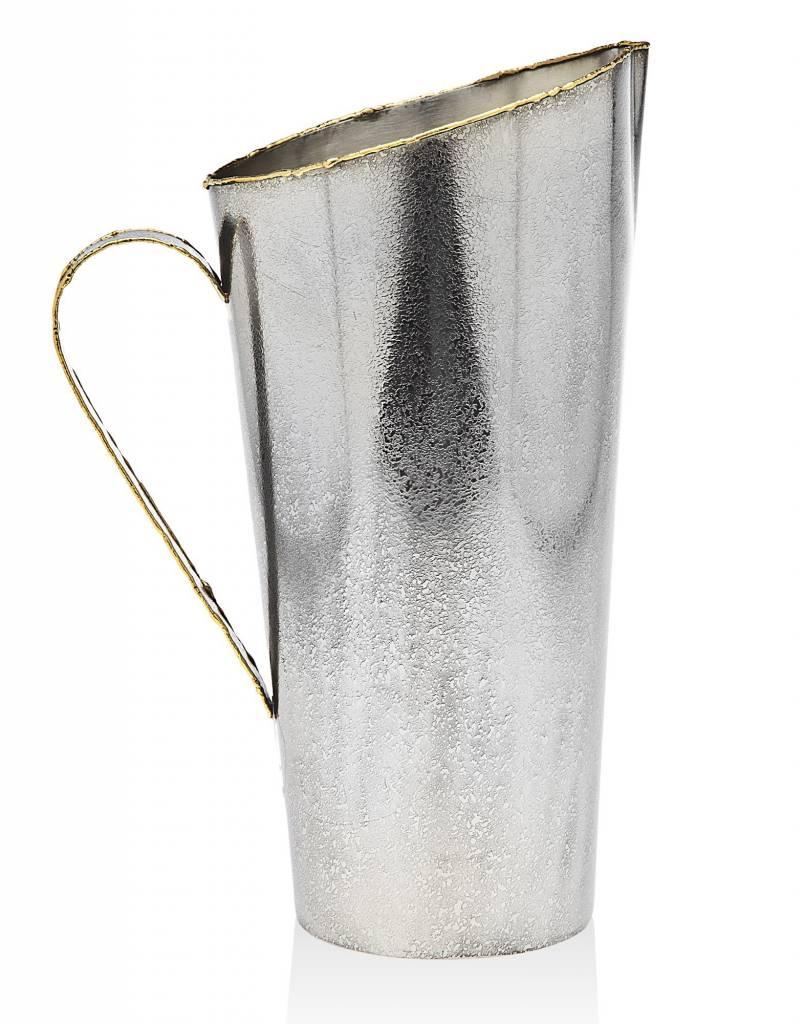 Godinger Silver Art Co Golden Frost Pitcher