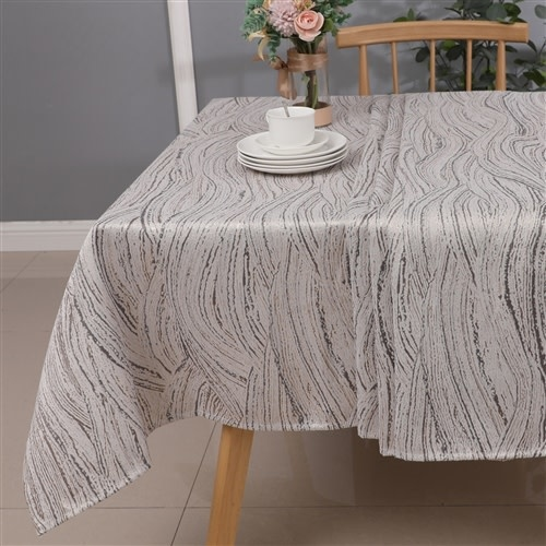 TCS16-1213 Jacquard 60 x 90 Tablecloth