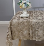 TCS16-1225 Jacquard 60 x 90 Tablecloth