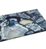 Blue Agate 16x 12 Challah Board