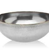 Golden Frost Salad Bowl