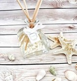 Reed Diffuser- White Flower Sea Shells 150 ML