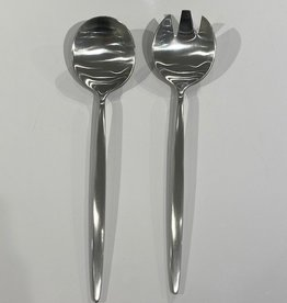 Tai Chi SS Matte Serving Spoons