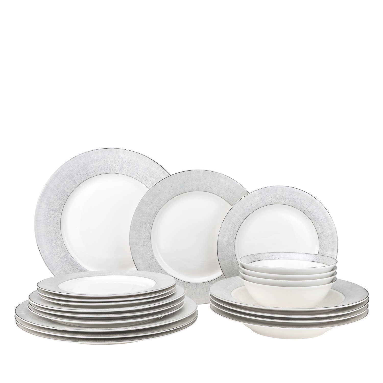 Galaxy Platinum 20 pc Dinnerware Set