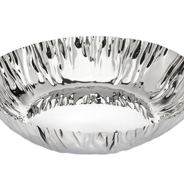 Crumpled Edge Bowl 13x13