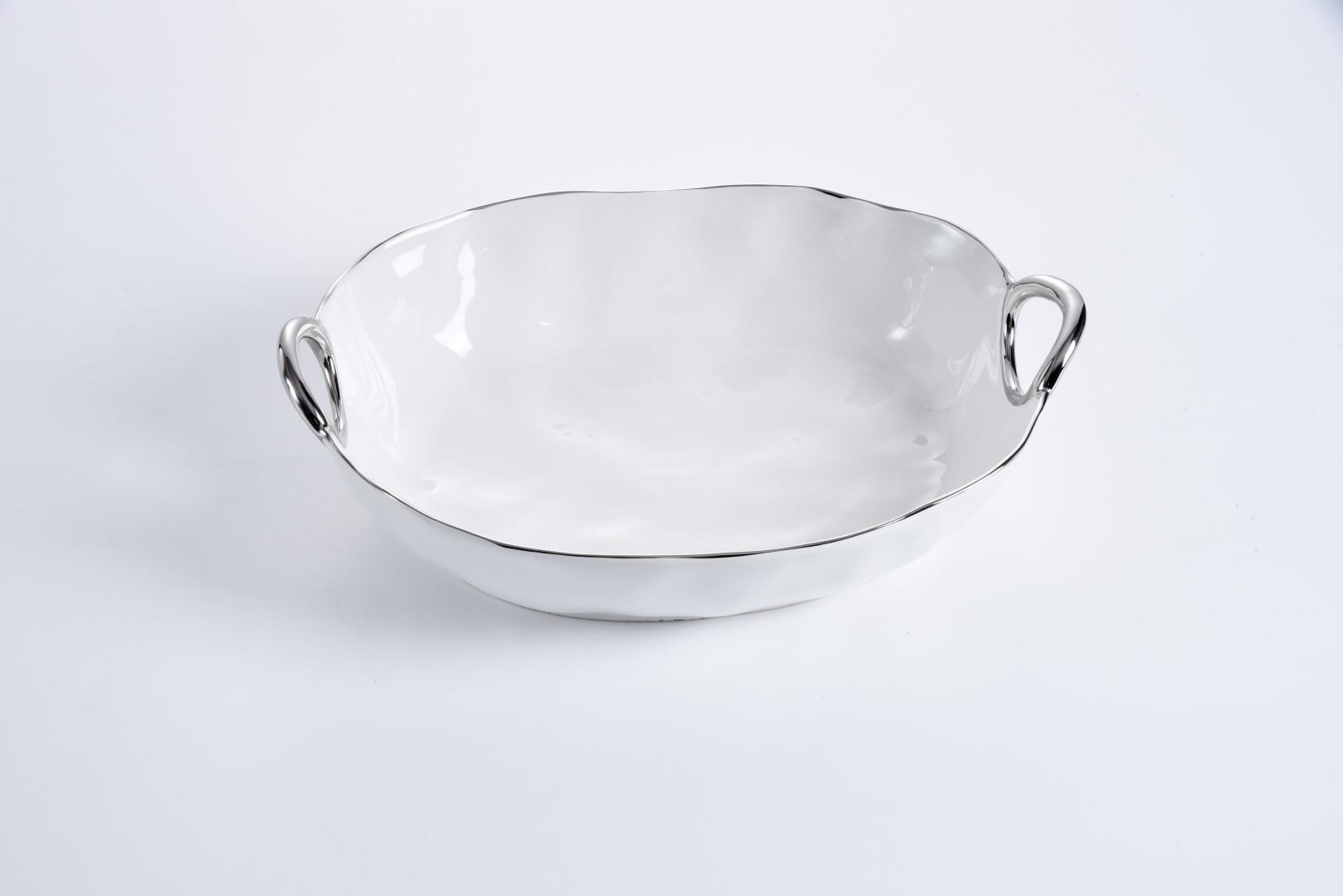 Deep Oval Baking Dish