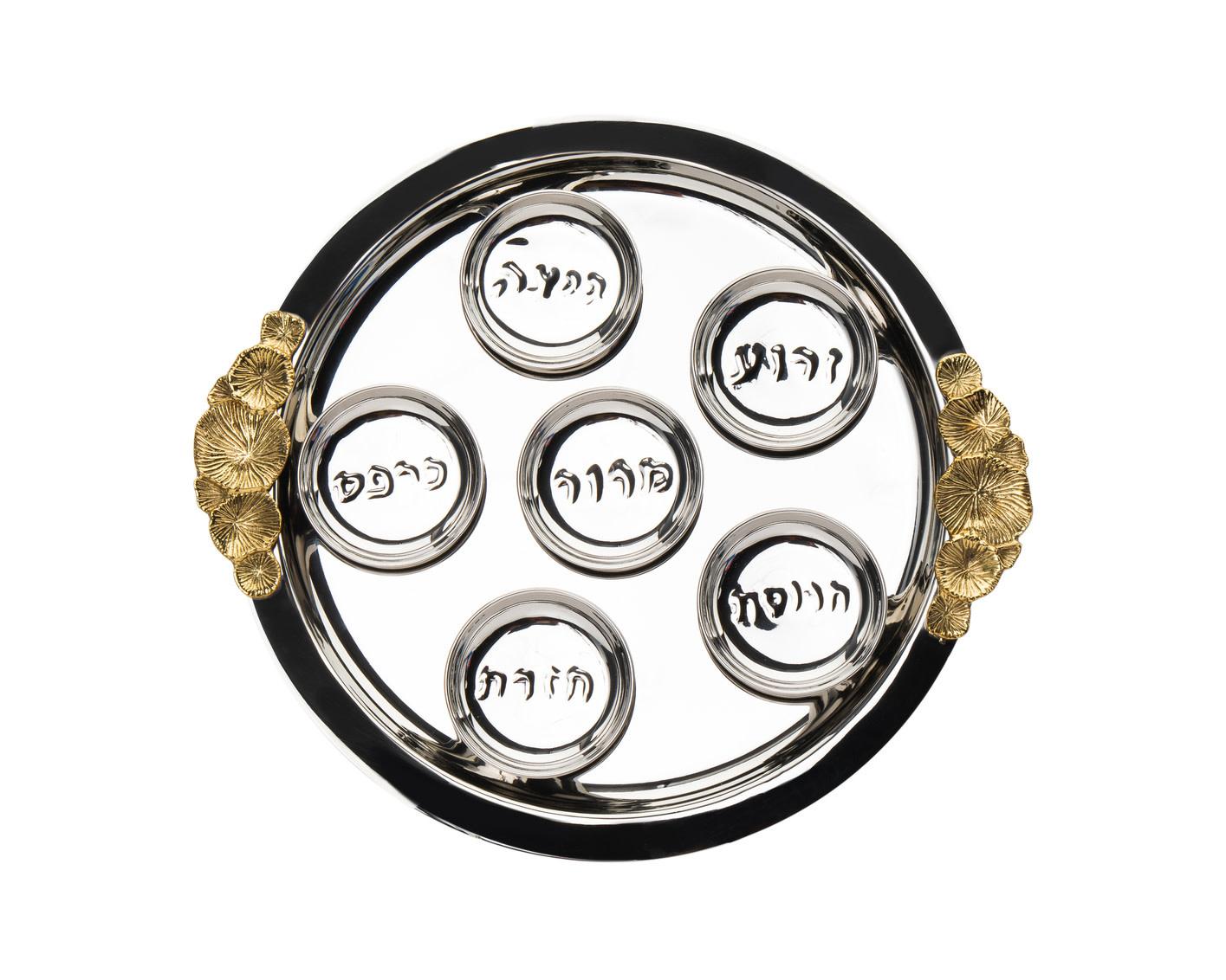 Mayfair Seder Plate