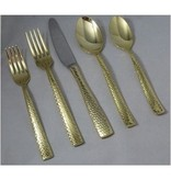 Avital Gold 20 pc Flatware