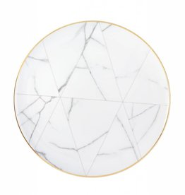 Vista Alegre Carrara Dinner plate
