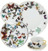 Vista Alegre Christian Lacroix Butterfly Parade Dinner plate