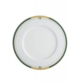 Vista Alegre Emerald Dinner Plate