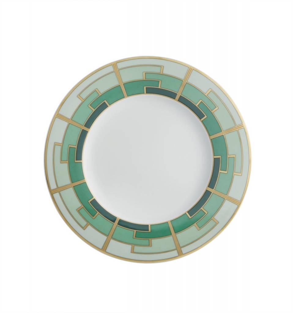 Vista Alegre Emerald Salad Plate