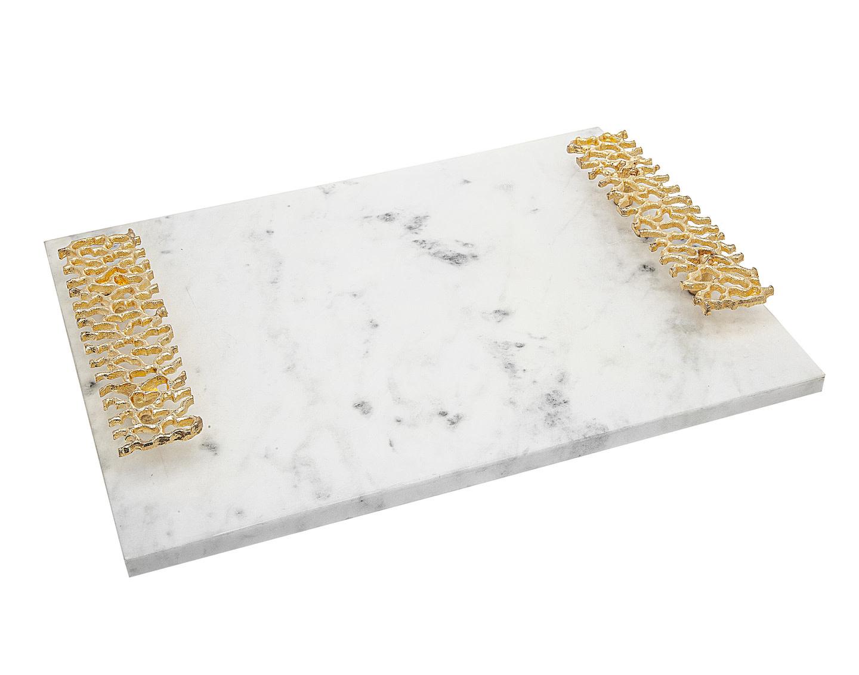Pierced Handled Challah Board