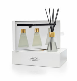 Mini Gold set of 3 diffusers