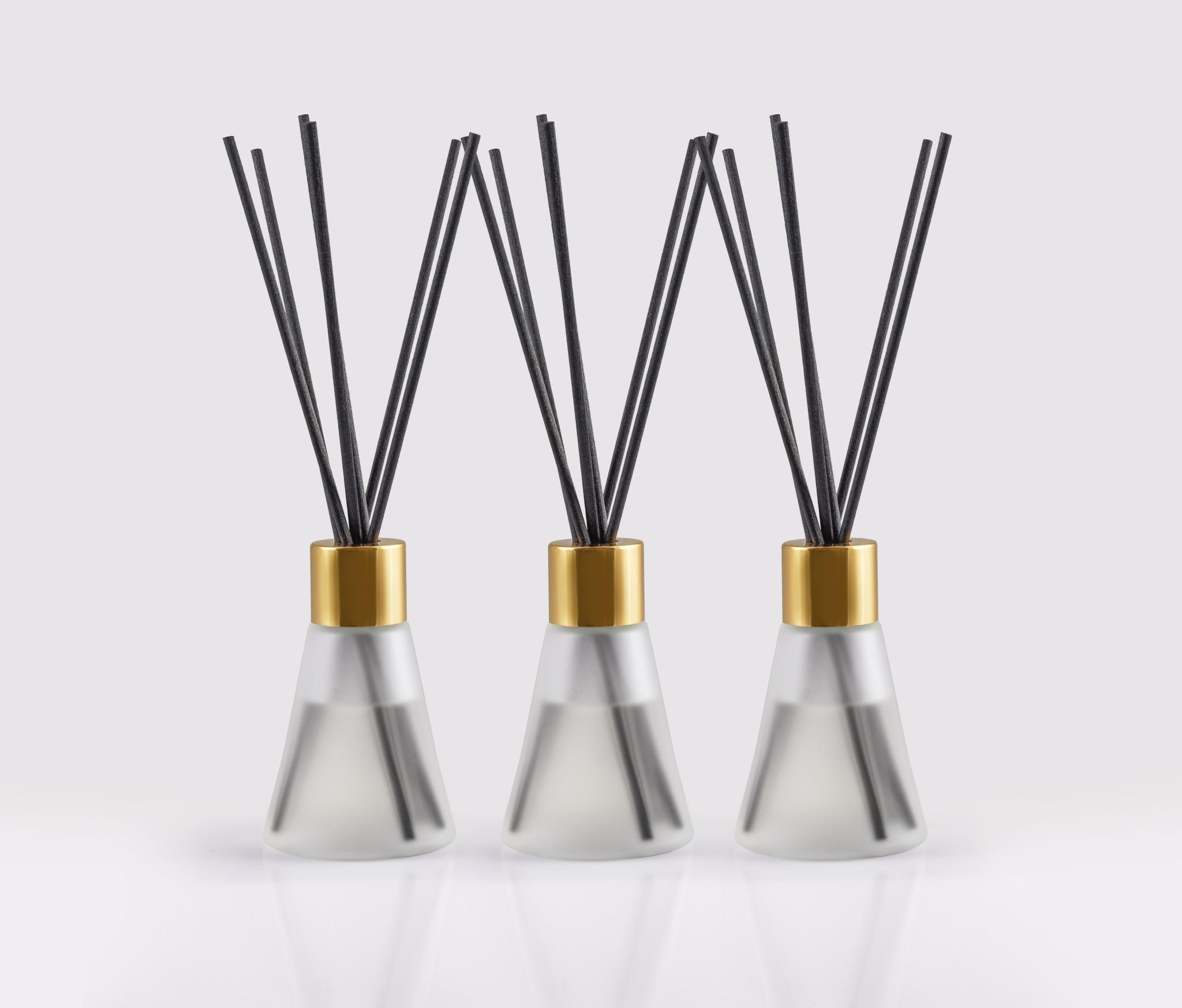 Mini Gold set of 3 diffusers