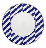 Vista Alegre Harvard Salad Plate