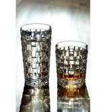 Bossa Nova Highball Glass Set of 4