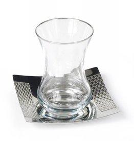 Seder Cups Nickel Plated Set of 6