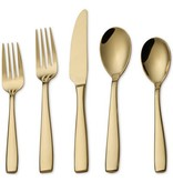Delano Gold 20 pc set Flatware