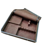 Leather Flatware Chest