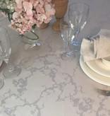 Carrera Grey Tablecloth 66 x 128