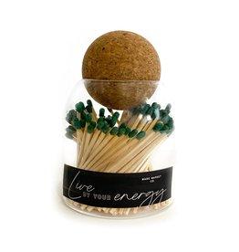 Terrain Olive Matches