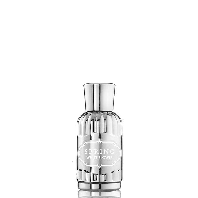 Reed Diffuser - White Flower Silver 180ML