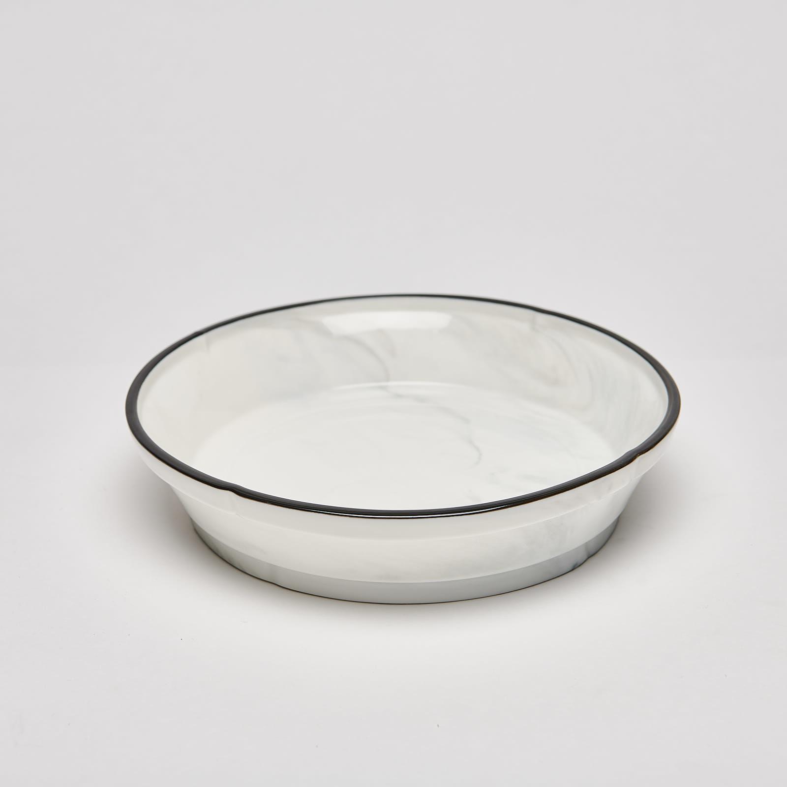 "Marble Grey 9"" Bowl"