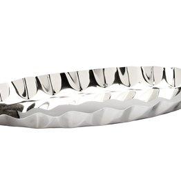 Boat Shaped SS Platter