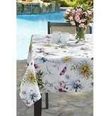Blooming Floral Spillproof Tablecloth 60 x 84