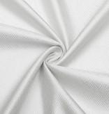 TC1335- 70 x 160 Jacquard  Desert White Silver Tablecloth