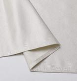 TC1336- 60 x 90 Jacquard  Desert White Gold Tablecloth