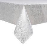 TC1341- 70 x 108 Jacquard Silver Frost Tablecloth