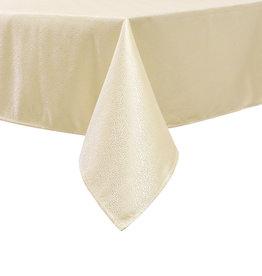 TC1346- 70 x 108 Jacquard Gold Slate Tablecloth