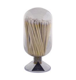 Small Match Cloche Smoke