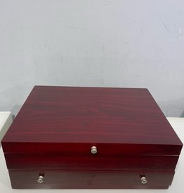 Flatware Chest with Drawer