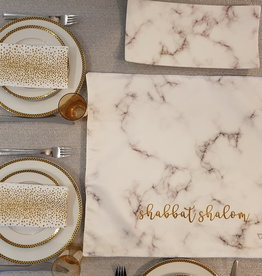Marble Challah Cover