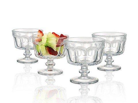 Artland Pearl Ridge Mini Dessert Bowl set of 4