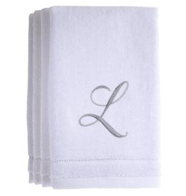 White Cotton Towels L