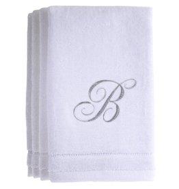 White Cotton Towels B