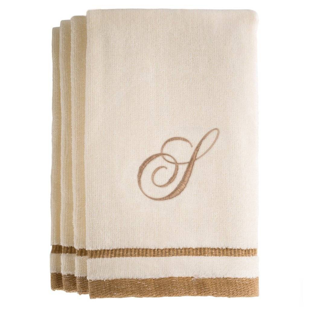 Ivory Cotton Towels S