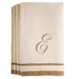 Ivory Cotton Towels E