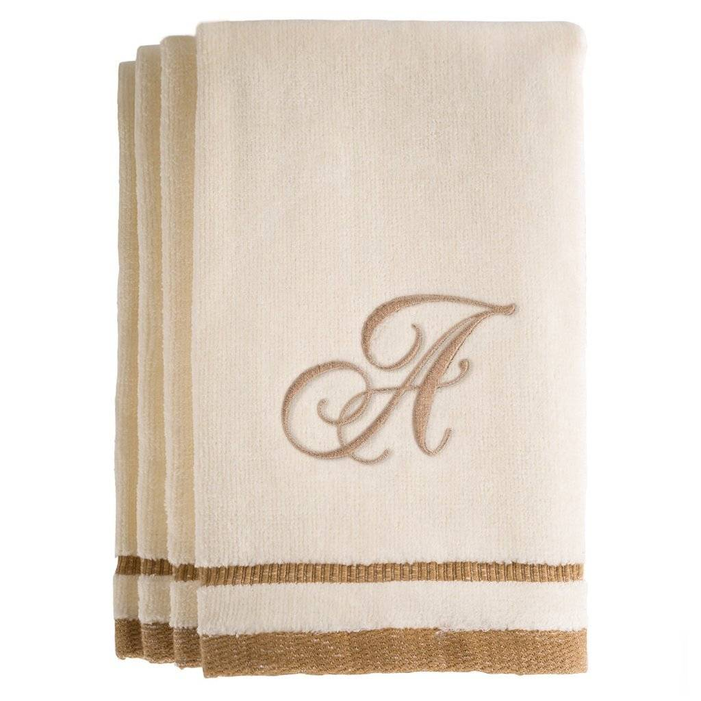 Ivory Cotton Towels A